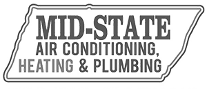 Mid-State Air Conditioning, Heating and Plumbing logo